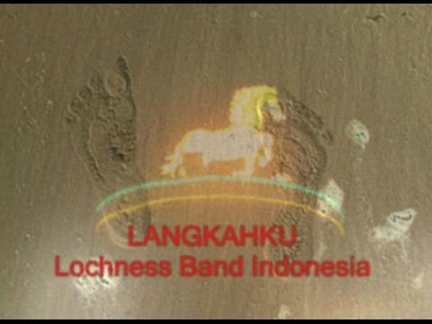 langkahku - lochness Band Indonesia