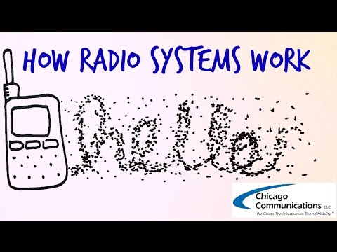 Two-Way Radio Systems: Explained