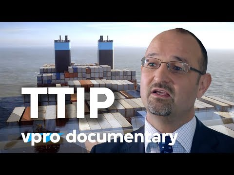 TTIP: Might is Right - (vpro backlight documentary - 2015)