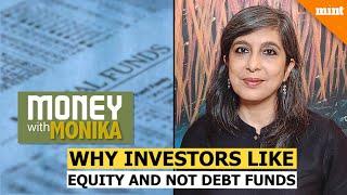 Money With Monika: Why investors like equity, not debt | Corona Conversations