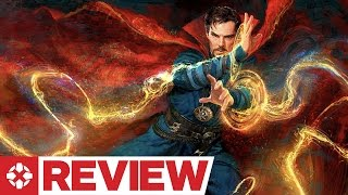 Doctor Strange (2016) Review