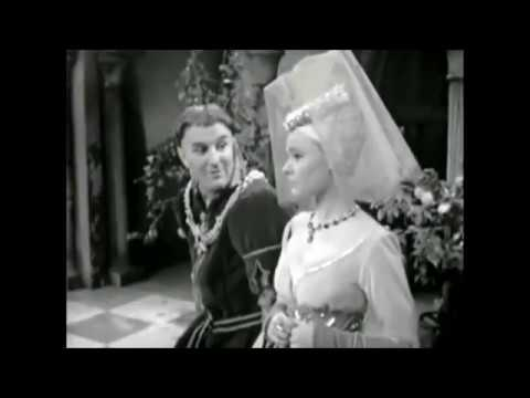 judi dench as quotkatherine princess of francequot 1960 youtube