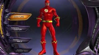 DCUO: How to make The Flash