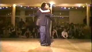 Pablo Veron y Victoria Vieyra - Pata ancha