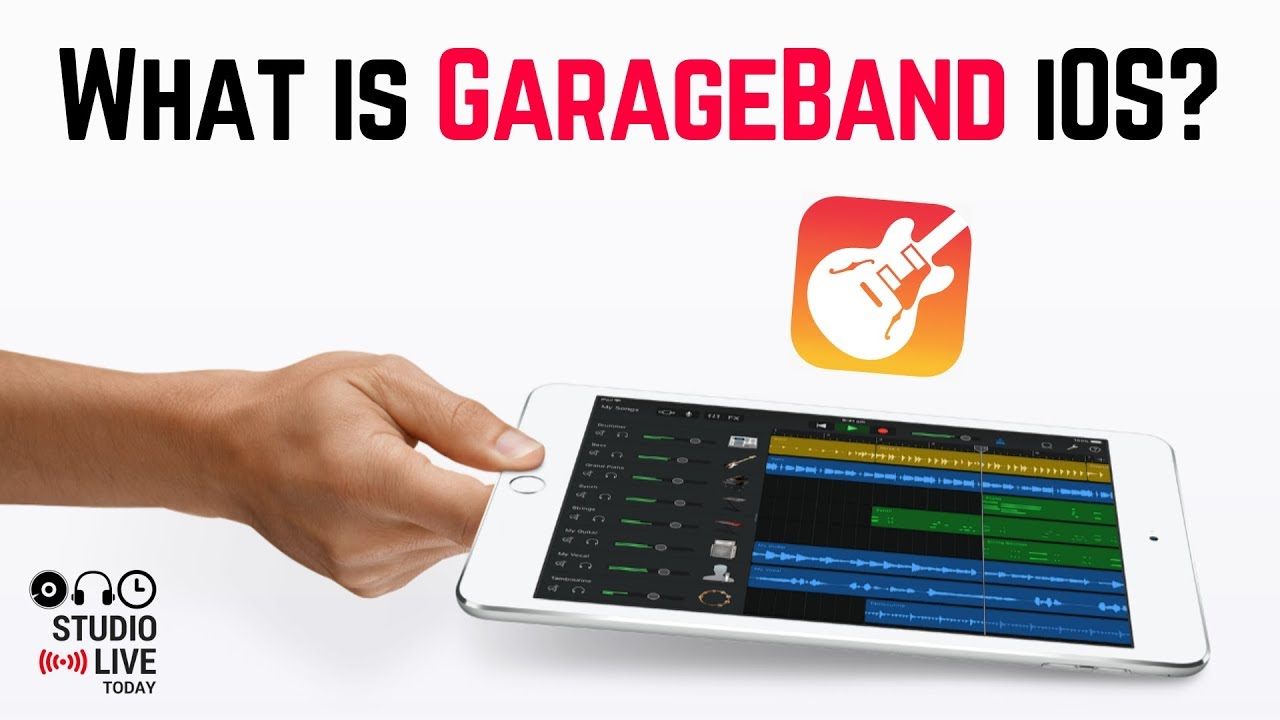 How to RECORD MUSIC on your iPad/iPhone for FREE ...