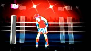 Eye of the tiger just dance 1