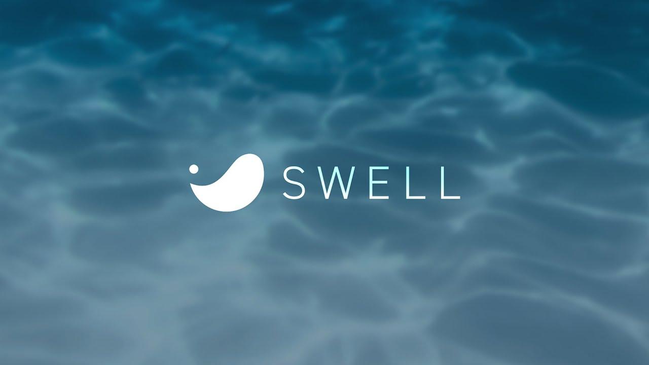 WordPressテーマ『SWELL』でブロックエディターを使う様子