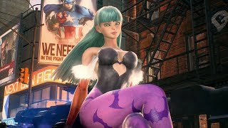 Marvel vs Capcom Infinite - All Win Poses