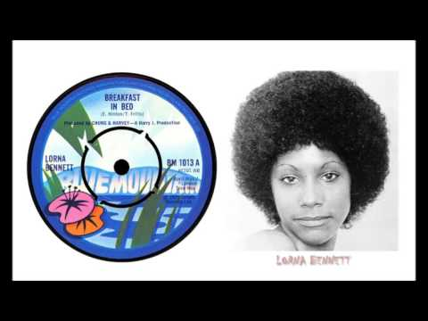 LORNA BENNETT - Breakfast In Bed (1972)
