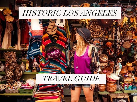 Historic Los Angeles: WOW AIR TRAVEL GUIDE Application