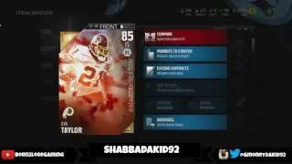 Madden 16 Ultimate Team - Free Sean Taylor!!!! Legend Card Coming Soon?! Mut 16