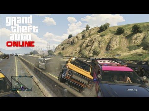 GTA V: Online - BUSTED! crook: gussi111