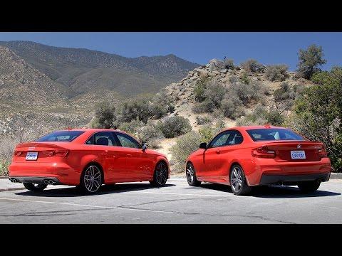 Bmw M235i Vs Audi S3 Performance Sedan Sweet Spot Everyday Driver
