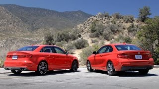 BMW M235i vs Audi S3 - Performance Sedan Sweet Spot? - Everyday Driver