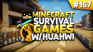 Minecraft Survival Games #167: MCSG 1.8+ Only?! Thumbnail