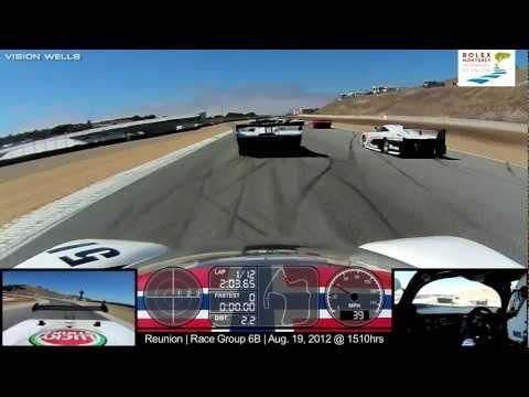Reunion - Race Group 6B - Car 151 | Aug. 19, 2012 @ 1510hrs