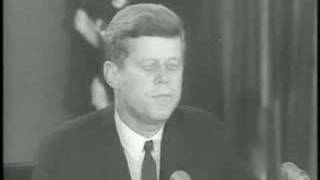 JFK on the Cuban Missile Crisis 1962/10/22