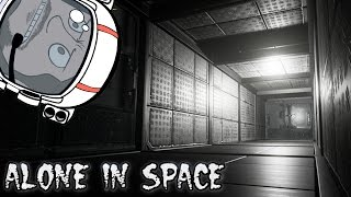 Alone in Space - INDIE ASTRO-HORROR