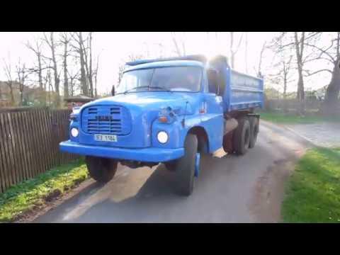 TATRA 148 Václav  za volantem