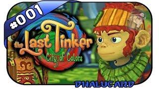 The Last Tinker: City of Colors #001 - Viele bunte Farben - Deutsch German