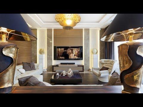 Образ Ар-деко. Интерьер частных апартаментов в Санкт-Петербурге