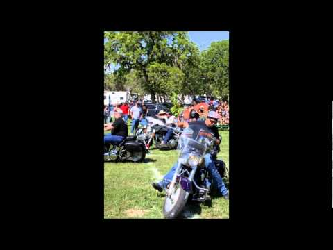 Thunder in the Hill Country 2012 Texas Motorcycle Rally.wmv