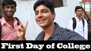 First Day of College | Reopened | #3 Vlog in Tamil | MR