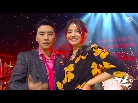 SEUNGRI - '? ??? (1, 2, 3!)' 0729 SBS Inkigayo