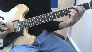 How to Play the Monkees Theme on guitar. Guitar lesson. Hey Hey, We
