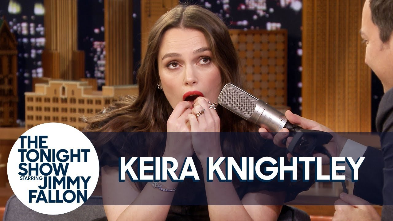 Keira Knightley Says That 'Paw Patrol' Is Like 'Toddler Crack'