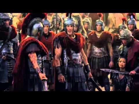 Spartacus crixus death