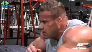 Jay Cutler Arms   Biceps And Triceps Workout