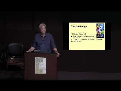 Dacher Keltner: The Art of Emotions/Emotions in Art: From the Pixar Film to the Empathetic Museum