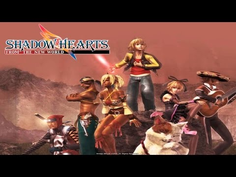 Shadow Hearts 3 From the New World ALL 106 CUTSCENES