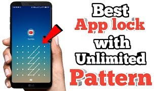 BEST App Lock with Unlimited Pattern and fingerprint for Android 2018 | Tamil Tech Source