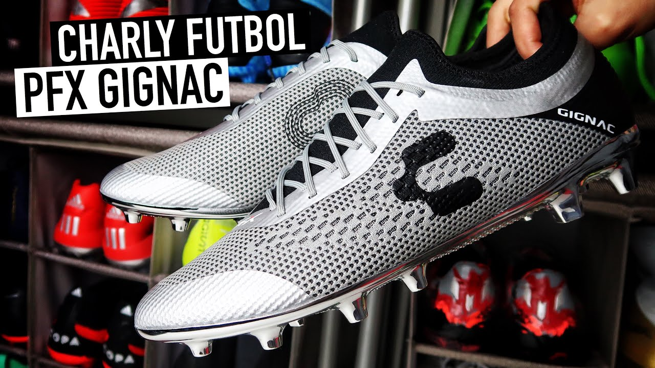 CHARLY FUTBOL PFX GIGNAC CARBON | UNBOXING & REVIEW