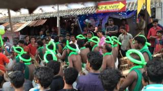 Attam  Shinkari Melam  Performance - 2015
