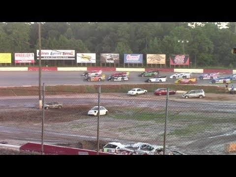 Senoia Raceway Late Models Feature Race 8/4/18