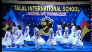 Talal International School Jeddah -Saudi arabia  annual day Welcome song