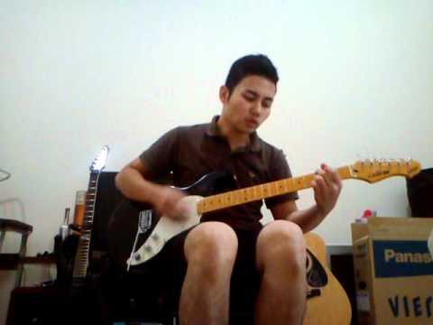 Kerispatih - Cinta Putih Cover ( Testing My Variax Line 6 Guitar )