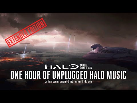 One Hour of Unplugged Halo Music: Extended Edition