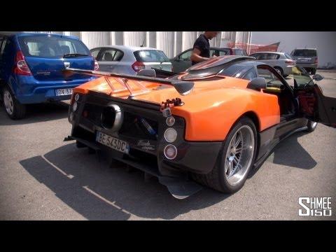 Pagani Zonda 760 Nonno - The Ultimate Ride