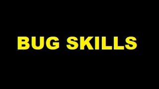 Tutorial #2 - How to make Bug Skills in media QueenSro Fun