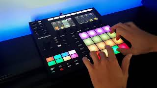 LIVE PERFORMANCE ON MASCHINE MK3 - WAYATA