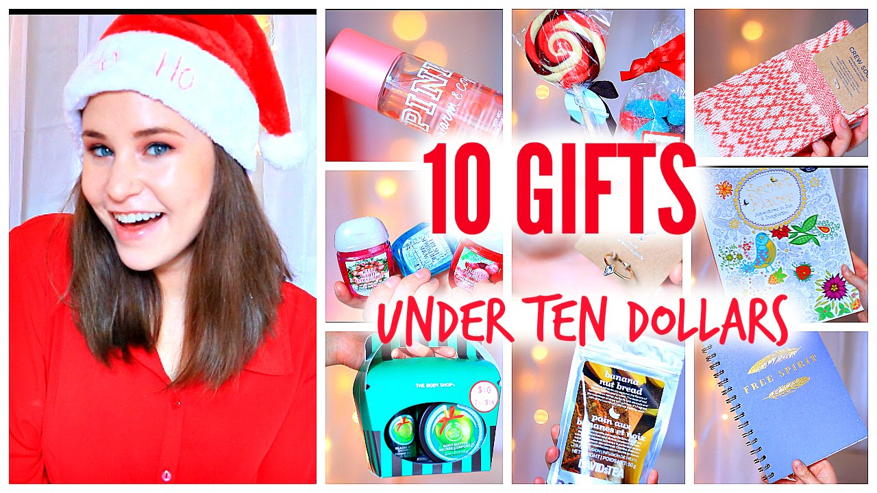 Cheap Christmas Gift Ideas Presents For Her Mom Friends Girlfriend Youtube