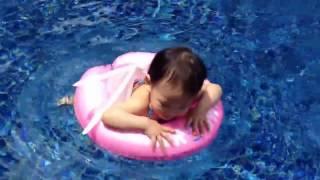 видео Детские круги для плавания