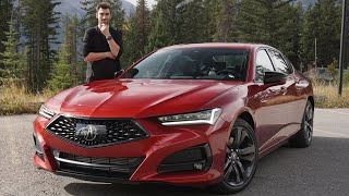 2021 Acura TLX A-Spec Review: Is this All-New Sports Sedan Competitive Enough?