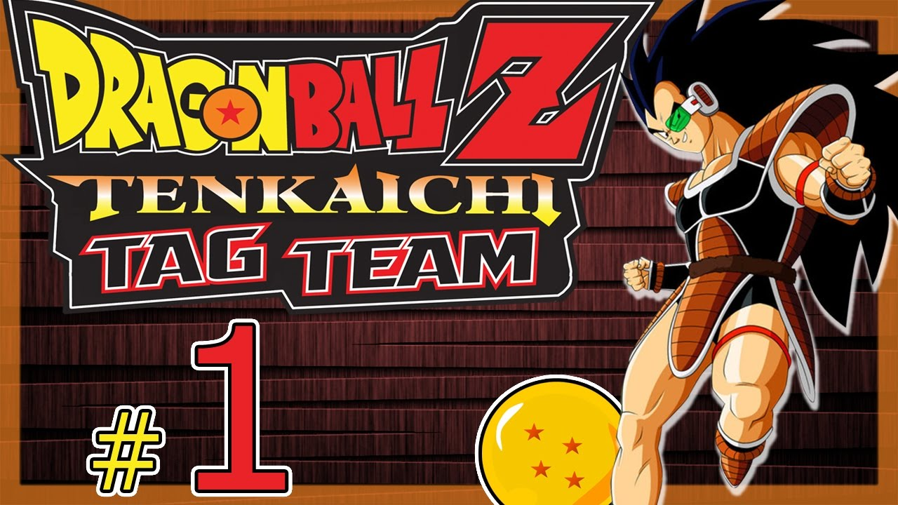 psp dragon ball z tenkaichi tag team 1 modo historia