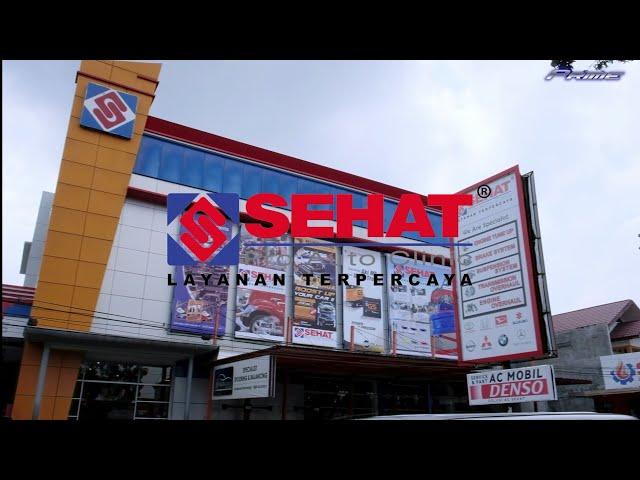 Sehat Pro Auto Clinic Medan : Bengkel Nyaman, Sebesar Mall