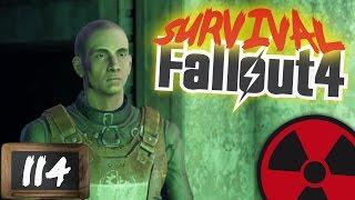 FALLOUT 4 - SURVIVAL - 114 Auf Verrat steht der Tod  DEUTSCH Lets Play Fallout 4